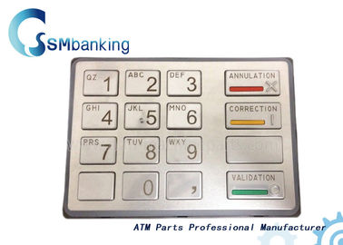 Chiny Diebold ATM Parts Pinpad EPP 5 France Version Layout Keyboard 49-216681-726A dystrybutor